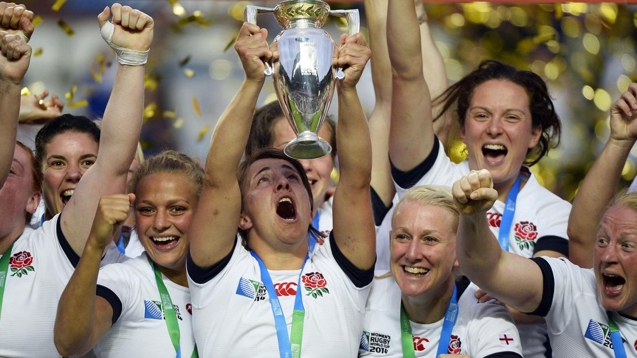womens rugby world cup winners