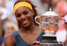 French open serena williams