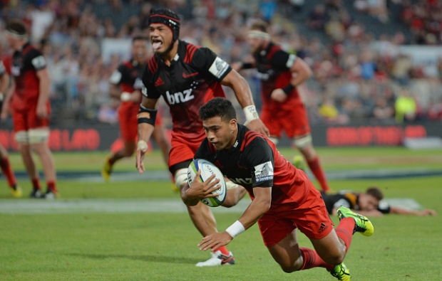 Super Rugby Try