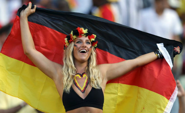 Sexy german women soccer team criticism advise