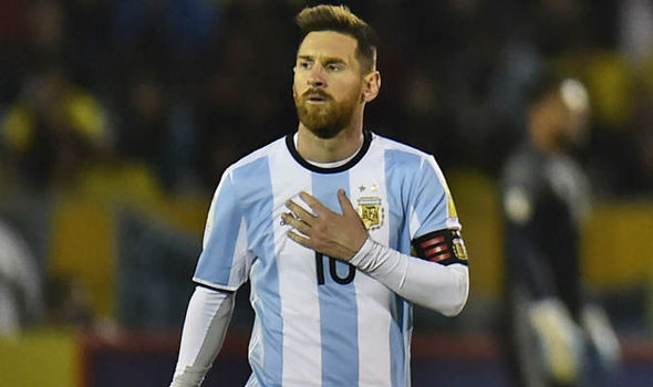 Messi World Cup