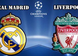 Real Madrid vs Liverpool Final