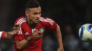 group B Sofiane Boufal