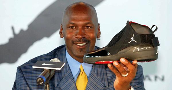 Michael Jordan and Nike